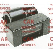 Chauffage à grilles rectangulaire fixes