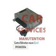 CARTE D'ELEVATION  3903605304 FENWICK LINDE  TRANSPALETTE