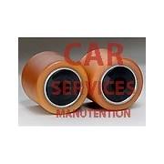 GALET ROUE TRANSPALETTE JUNGHEINRICH 85 65 70 25 mm