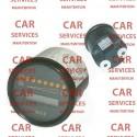 Indicateur de décharge encastrable avec coupure et horamètre