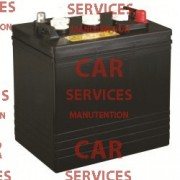 BATTERIE TRACTION MONOBLOC US 6V 237Ah-C20 / 185Ah-C5