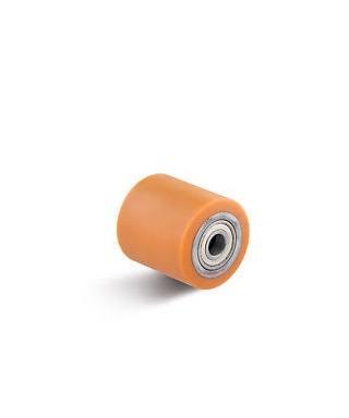 GALET VULKOLLAN 85 100 100 17 mm TRANSPALETTE MANUEL BT
