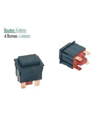 INTERRUPTEUR BOUTON POUSSOIR P1038/4 JUNGHEINRICH TRANSPALETTE GERBEUR ELECTRIQU
