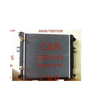 radiateur pour chariot elevateur mitsubishi / caterpillar