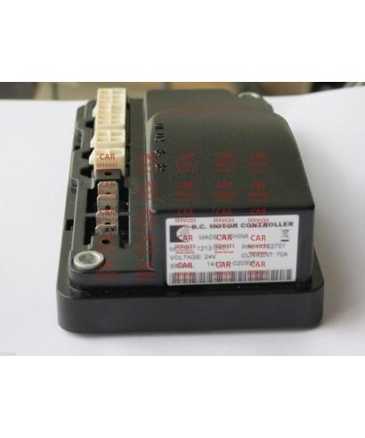 CURTIS 1212-2401 24V / 70A Permanent Magnet Motor Speed Controller