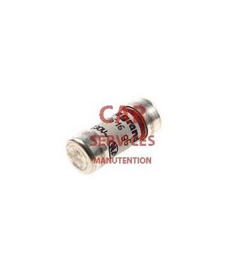 Cartouche fusible Legrand en Céramique 16A, 10.3 x 25.8mm, Type F