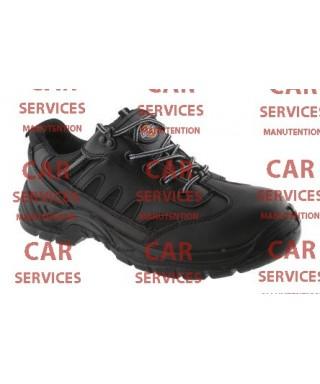 Chaussures de sécurité Dickies Stockton, pointure 43, Noir, antistatiques