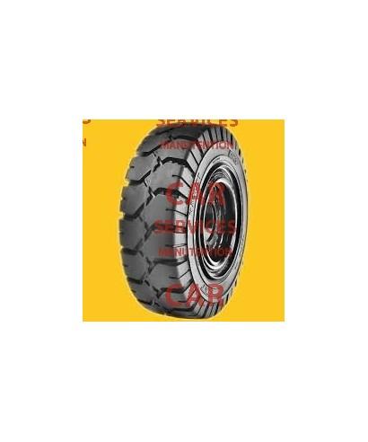 pneus plein souples 18x7-8 standard