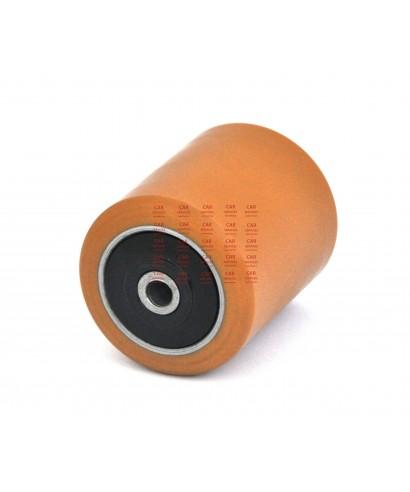 ROUE GALET 84 75 75 20 mm TRANSPALETTE ELECTRIQUE ATLET