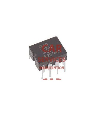 Amplificateur de tension contrôlé AD603AQ, CDIP 8 broches