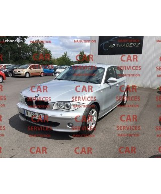 BMW Série 1 (E81/E87) 120I 150CH CONFORT 5P