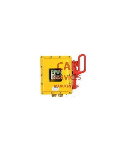 Chargeur 24V  50A ATEX